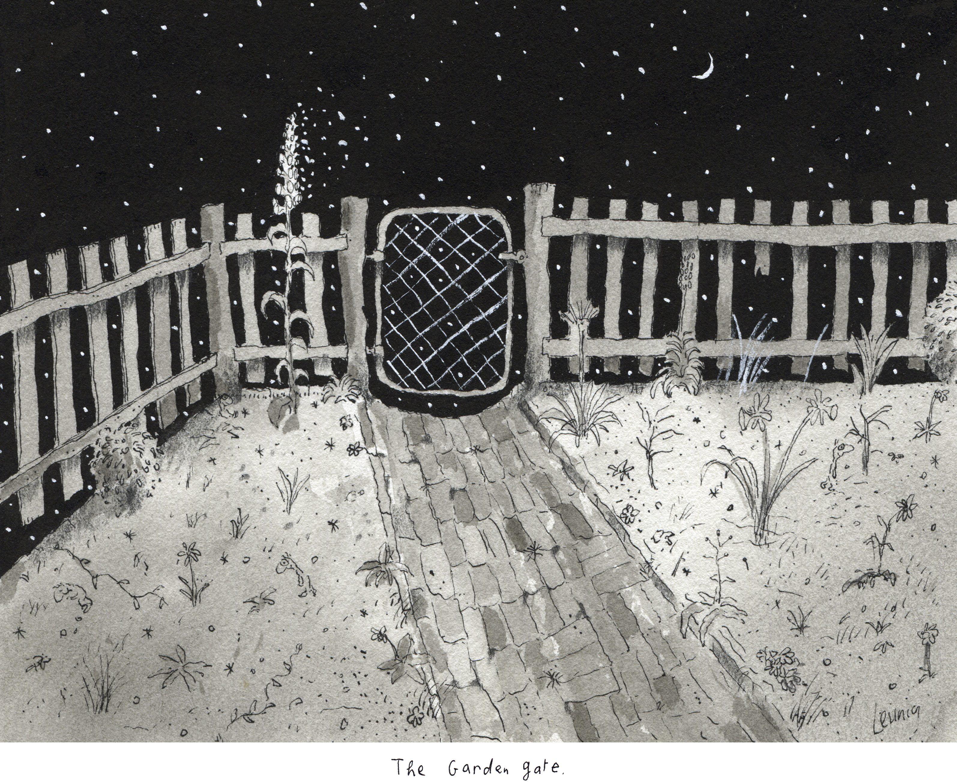 M Leunig garden-gate-highres